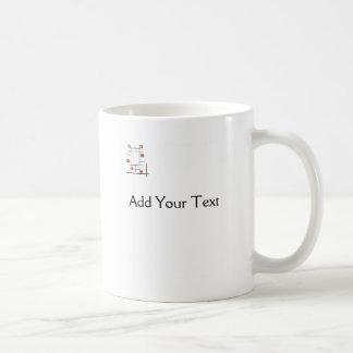 Bakery Divergence Basic White Mug