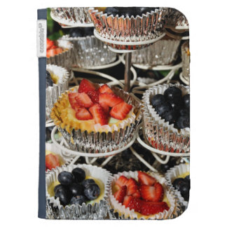 Bakery Fruit Tarts Kindle 3 Cover