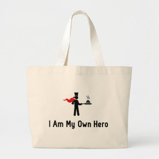 Bakery Hero Jumbo Tote Bag