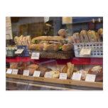 Bakery in Paris Postcards