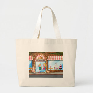 Bakery Jumbo Tote Bag