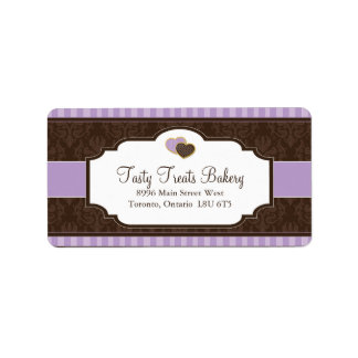 Bakery Packaging Labels