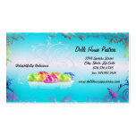 Bakery/Pastry/Cupcakes Business Business Card