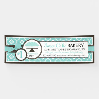 Bakery Pie Small Business Banner