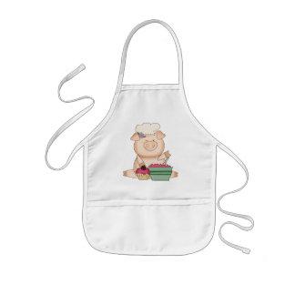 Bakery Pig apron