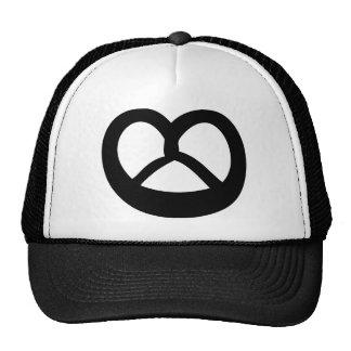 bakery pretzel trucker hat