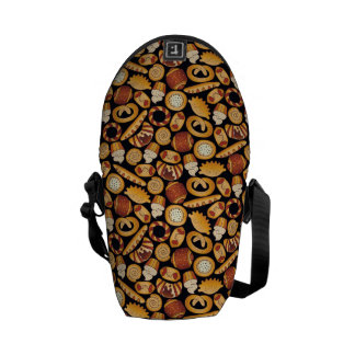 Bakery products courier bag