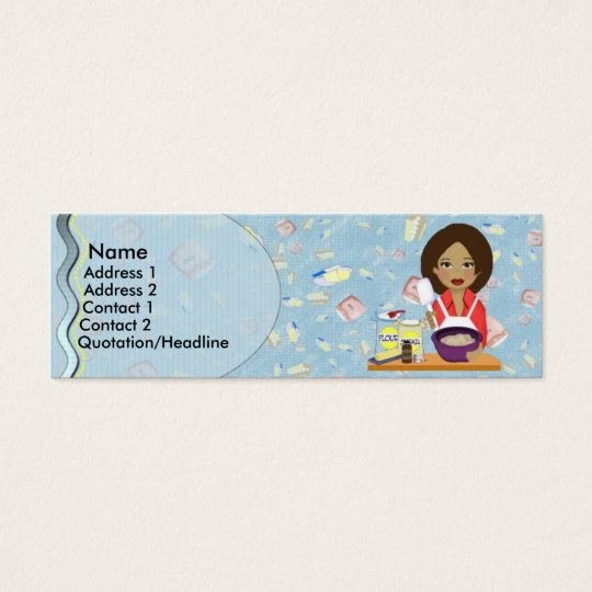 Bakery Profile Card