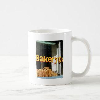 Bakery Window Coffee Mugs