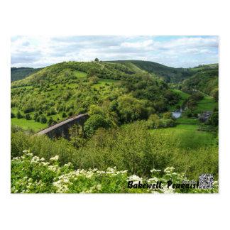 Bakewell, Peakdistrict Postcard