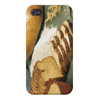 Baking Bread iPhone 4/4S Cover