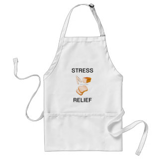 Baking Bread Stress Relief Cooking Apron