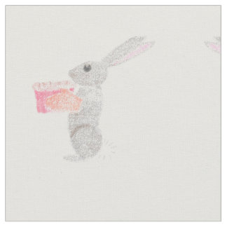Baking Bunny Fabric
