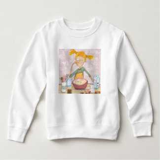Baking Cakes Sweatshirt