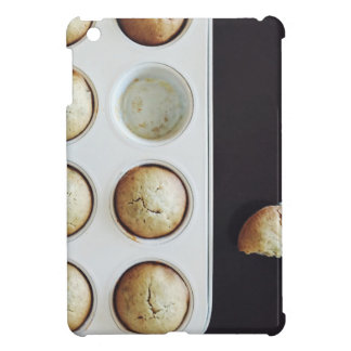 Baking Cupcakes - Sweet Bakery Print Cover For The iPad Mini