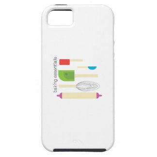 Baking Essentials iPhone 5 Cases