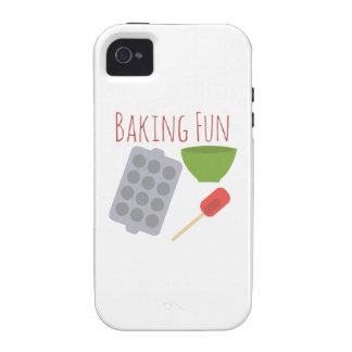 Baking Fun iPhone 4 Cover