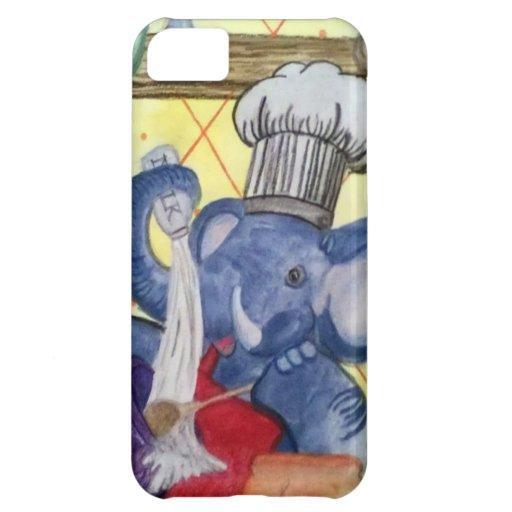 Baking Fun Case For iPhone 5C