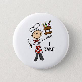 Baking Gift 6 Cm Round Badge