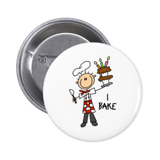 Baking Gift Buttons