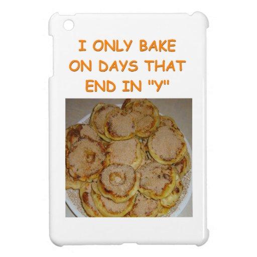 baking iPad mini case
