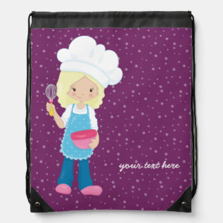 Baking is fun * choose your background color rucksacks