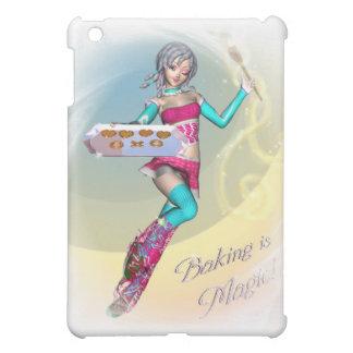 Baking is Magic framed iPad case