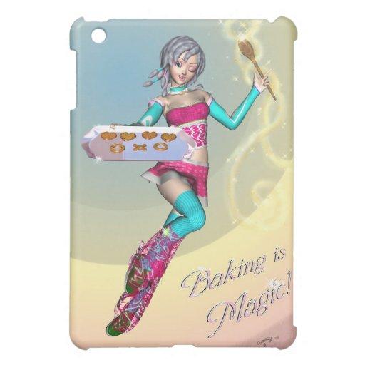 Baking is Magic iPad case