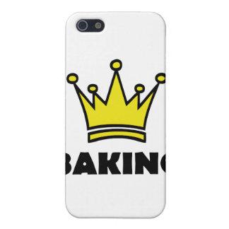 baking king iPhone 5 case