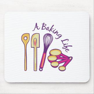 Baking Life Mousepad