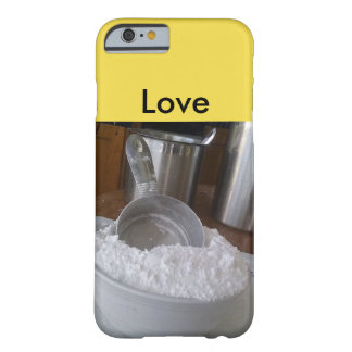 Baking phone case