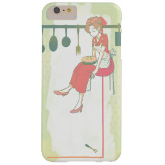 Baking Pie Barely There iPhone 6 Plus Case