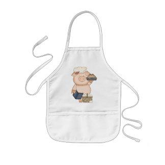 Baking Pig Apron kids