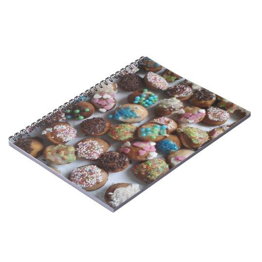 Baking Recipes Notebook