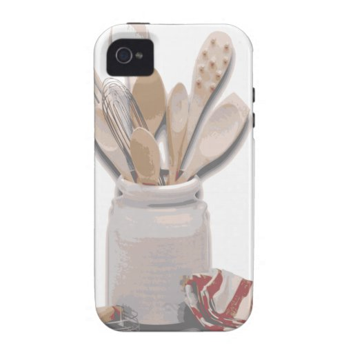 Baking Tools Vibe iPhone 4 Covers