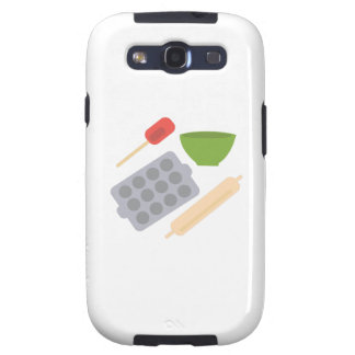 Baking Utensils Galaxy S3 Cover