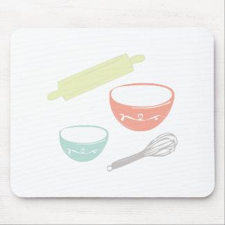 Baking Utensils Mousepad