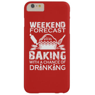 BAKING WEEKEND BARELY THERE iPhone 6 PLUS CASE