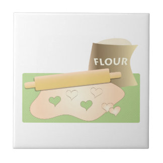 Baking With Love Ceramic Tiles