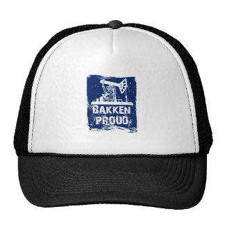 Bakken PROUD Hat- Blue Cap