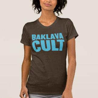 Baklava Cult *TURQUOISE PRINT* T-Shirt