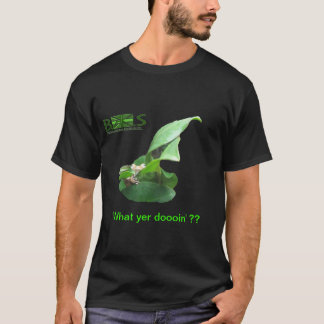BAKS Convict Tree Frog T T-Shirt