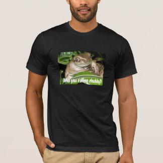BAKS White's tree frog t-shirt