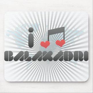 Balakadri fan mouse pad