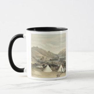 Balaklava, Looking Towards the Sea, plate from 'Th Mug