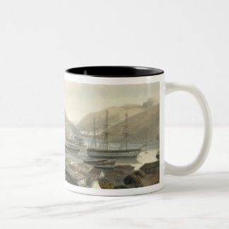Balaklava, Looking Towards the Sea, plate from 'Th Two-Tone Coffee Mug