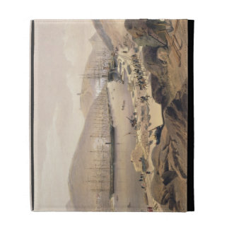 Balaklava, plate from 'The Seat of War in the East iPad Case