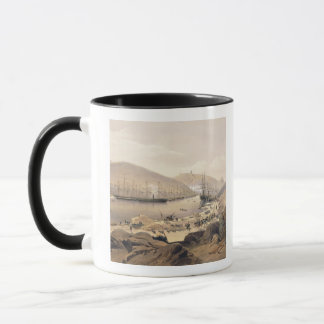 Balaklava, plate from 'The Seat of War in the East Mug