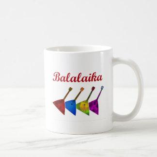 Balalaika Basic White Mug