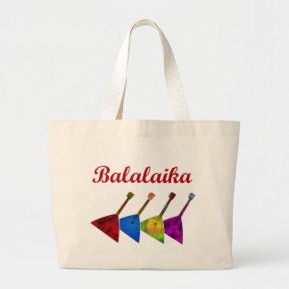 Balalaika Jumbo Tote Bag